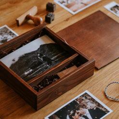 Packs cajas para fotos y pendrive