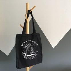 bolsas de algodon negras